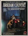RPG Item: Adventures in Arkham Country