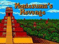 Video Game: Montezuma's Revenge