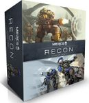 Board Game: MERCS: Recon – Counter Threat