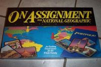 Board Game: On Assignment with National Geographic