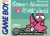Video Game: Boomer's Adventure in ASMIK World