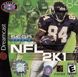 Video Game: NFL 2K1