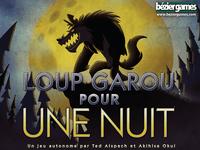 Board Game: One Night Ultimate Werewolf