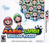 Video Game: Mario & Luigi: Dream Team