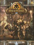 RPG Item: Iron Kingdoms Full Metal Fantasy Roleplaying Game Core Rules