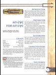 RPG Item: An Eye for an Eye