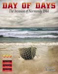 Board Game: Day of Days: The Invasion of Normandy 1944
