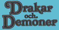 RPG: Drakar och Demoner (1st, 2nd, & 3rd Editions)