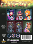 Board Game: One Night Ultimate Werewolf: Bonus Pack 1