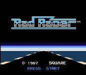 Video Game: Rad Racer