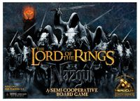 Board Game: The Lord of the Rings: Nazgul