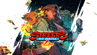 Video Game: Streets of Rage 4