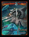 RPG Item: Legendary Worlds: Melefoni (Starfinder)
