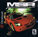 Video Game: Metropolis Street Racer