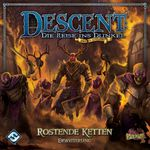 Board Game: Descent: Journeys in the Dark (Second Edition) – The Chains That Rust