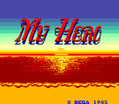 Video Game: My Hero