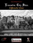 RPG Item: Evocative City Sites: Eiffelmacher Estate
