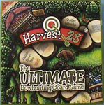 Board Game: Harvest 28: The Ultimate Bowhunting Board Game
