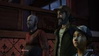 Video Game: The Walking Dead: A TellTale Game Series - Season 2: Episode 2: A House Divided