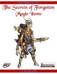 RPG Item: The Secrets of Forgotten Magic Items