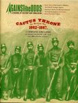 Board Game: Cactus Throne: The Mexican War of 1862-1867