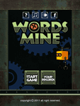 Video Game: Words Mine