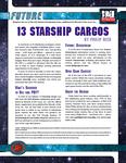 RPG Item: 13 Starship Cargos