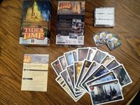 Board Game: Tides of Time