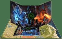 RPG Item: 13th Age Gamemaster Screen and Resource Book
