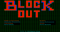 Video Game: Blockout