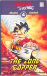RPG Item: Sonic the Hedgehog Adventure Gamebooks 4: The Zone Zapper