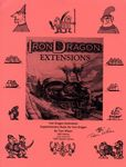 Board Game: Iron Dragon Extensions
