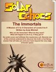 RPG Item: Solar Echoes Mission: The Immortals