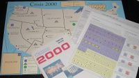 Board Game: Crisis: 2000