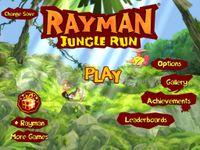 Video Game: Rayman Jungle Run