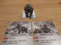 Board Game: The Hunters A.D. 2114