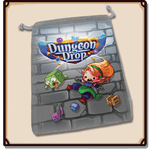 Board Game Accessory: Dungeon Drop: Cloth Bag of Holding