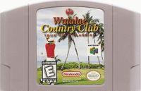 Video Game: Waialae Country Club: True Golf Classics