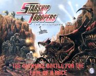 Board Game: Starship Troopers Miniatures Game