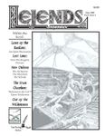 Issue: Lejends Magazine (Volume 1, Issue 1 - May 2001)