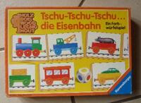 Board Game: Tschu-Tschu-Tschu... Die Eisenbahn