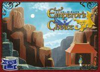 Board Game: Emperor's Choice