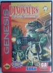 Video Game: Tom Mason's Dinosaurs For Hire