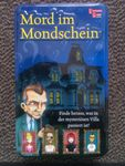 Board Game: Murder Mystery Mansion Travel