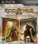Video Game Compilation: God of War: Origins Collection