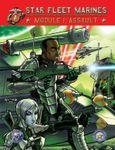 Board Game: Star Fleet Marines: Module I – Assault