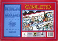 Board Game: Canaletto