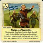 Board Game: Catan: Das Duell – Sonderkarte 2016: Michael der Wagemutige