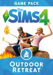 Video Game: The Sims 4 - Outdoor Retreat