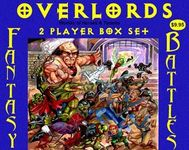 Board Game: Overlords: 2-Player Box Set
